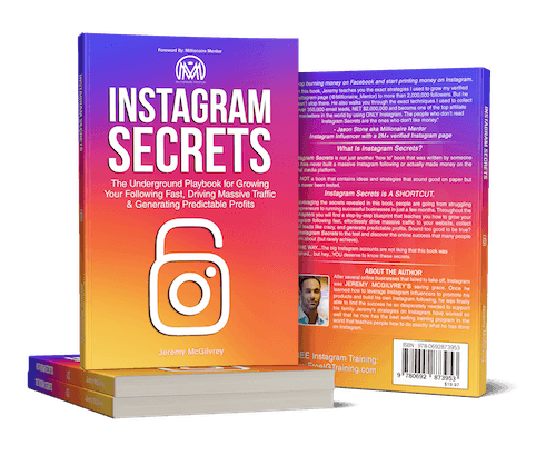 instagram secrets cover
