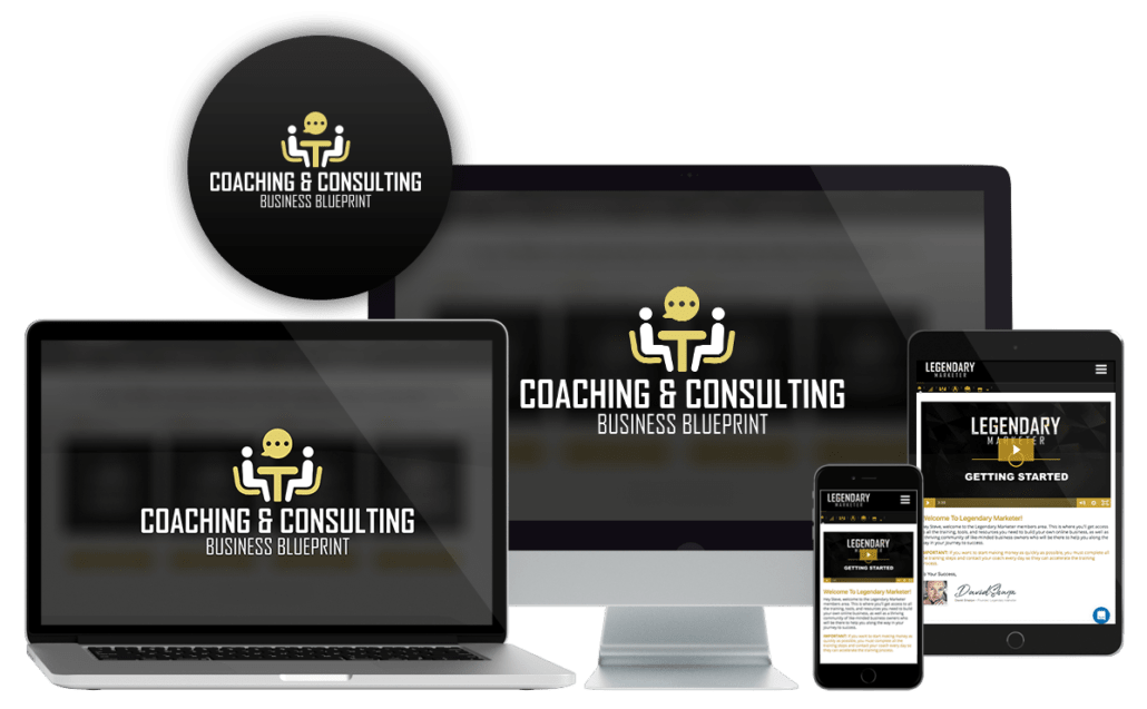 coaching and consulting blueprint