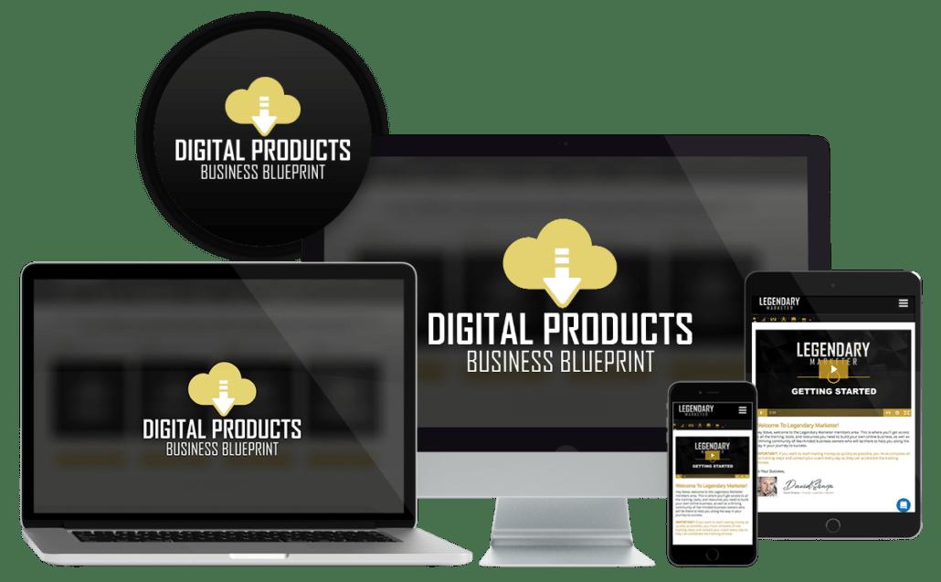 digital product business blueprint