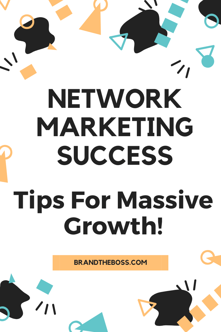 mlm success tips