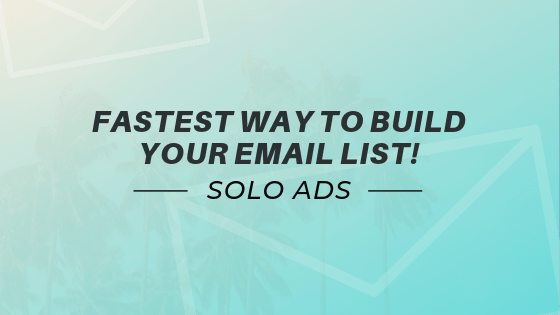 fastest way to build email list