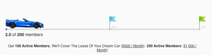 clickfunnels dream car qualification