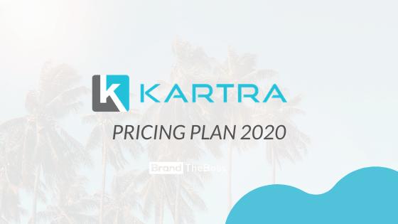 kartra pricing 2020