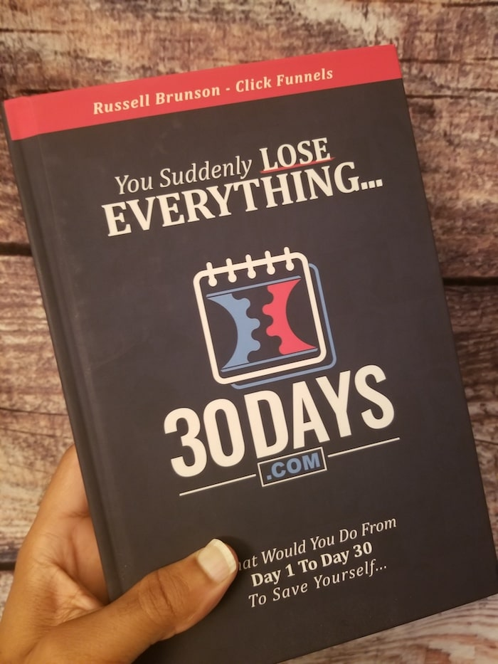 30 days one funnel away book