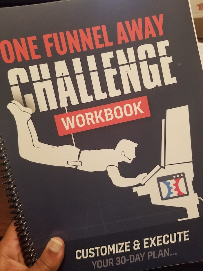 one funnel away workbook